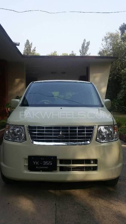 Mitsubishi Ek Wagon 2009 Image-1