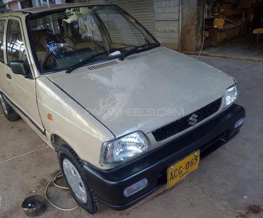 Suzuki Mehran 1999 Image-1