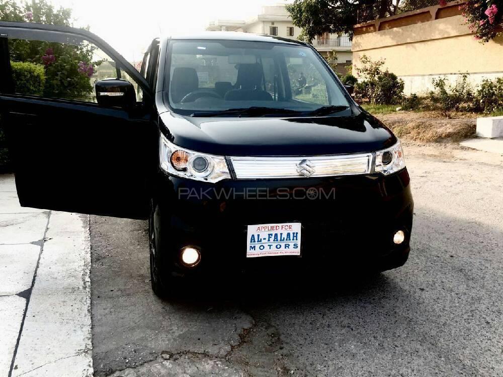 Suzuki Wagon R Stingray 2014 Image-1