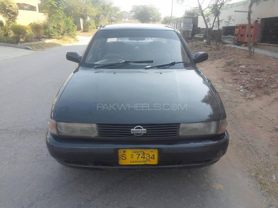 Nissan Sunny GL 1991 Image-1