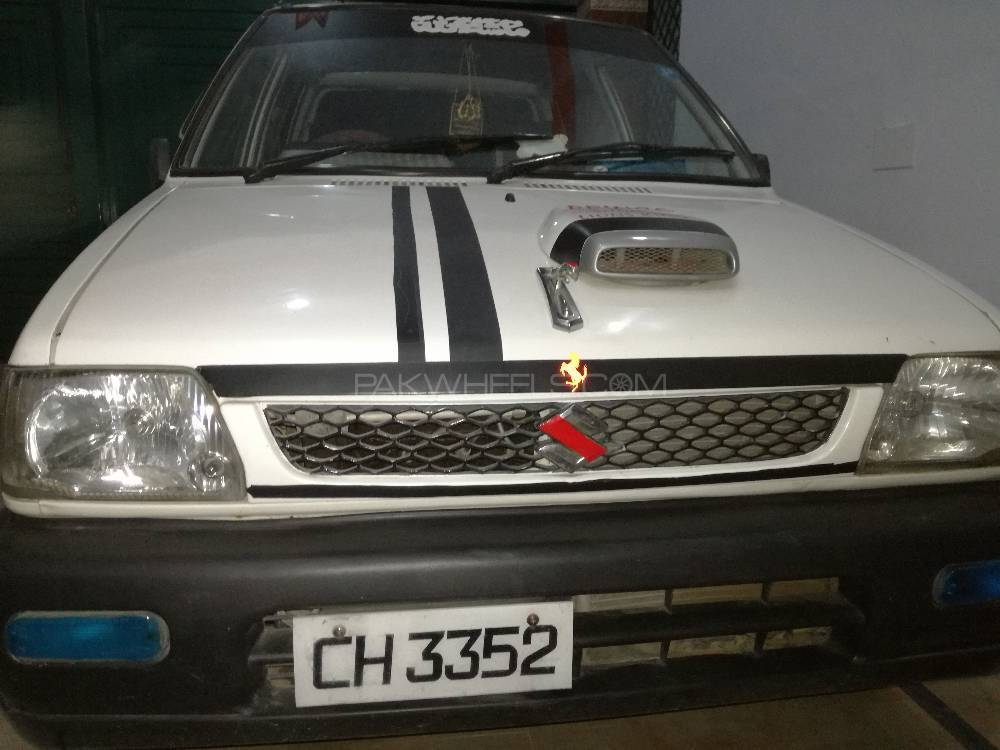 Suzuki Mehran VXR 1998 Image-1