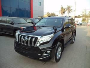 Toyota Prado TX 2.7 2013 for Sale in Karachi