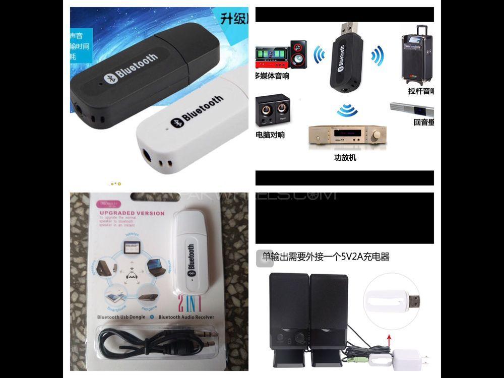 Bluetooth AUX USB Image-1