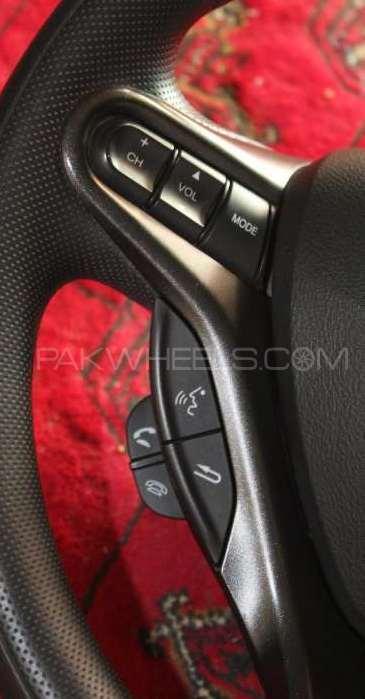 Honda FitReborncity Multimedia steering Image-1