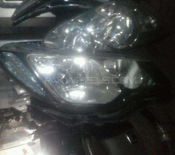 Honda Reborns Hid Head lights Image-1