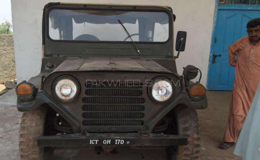 Jeep M 151 Standard 1972 Image-1