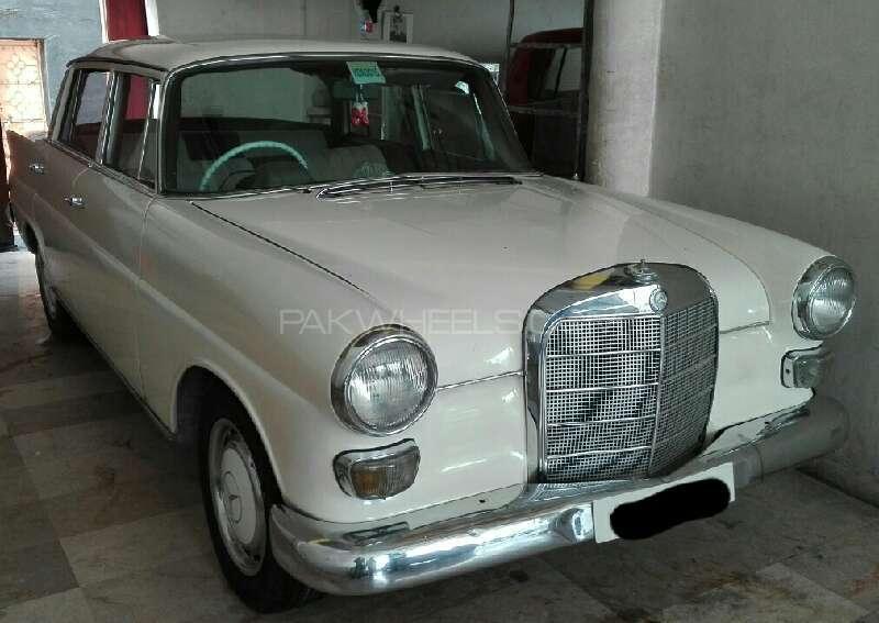 Mercedes Benz Se 220 1964 Image-1