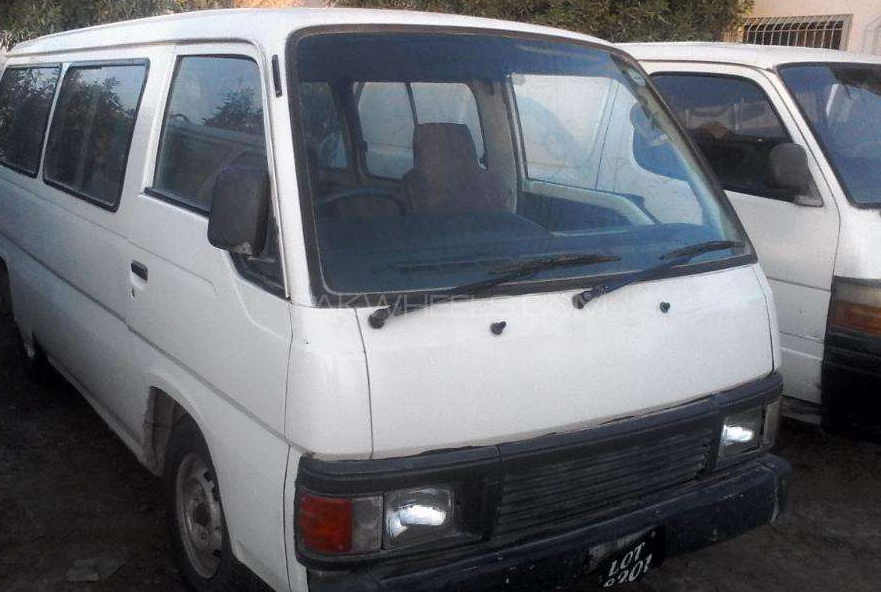 Nissan Other 1996 Image-1
