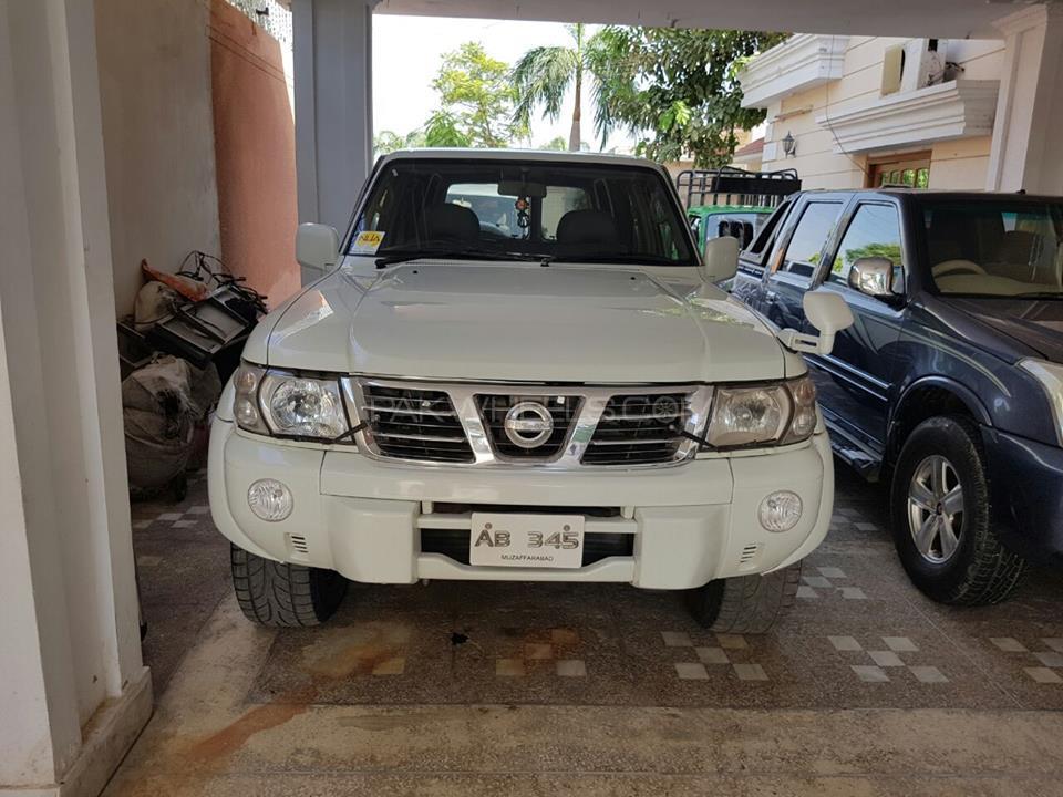 Nissan Patrol 4.2 SGL 2005 Image-1