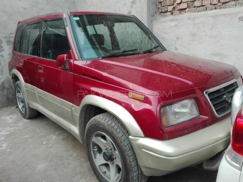 Suzuki Vitara 1996 Image-1