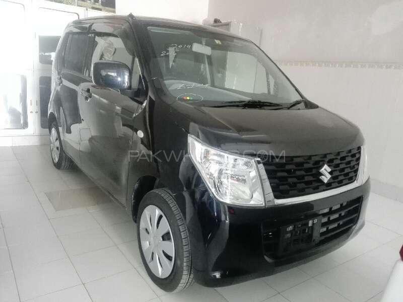 Suzuki Wagon R FX 2014 Image-1