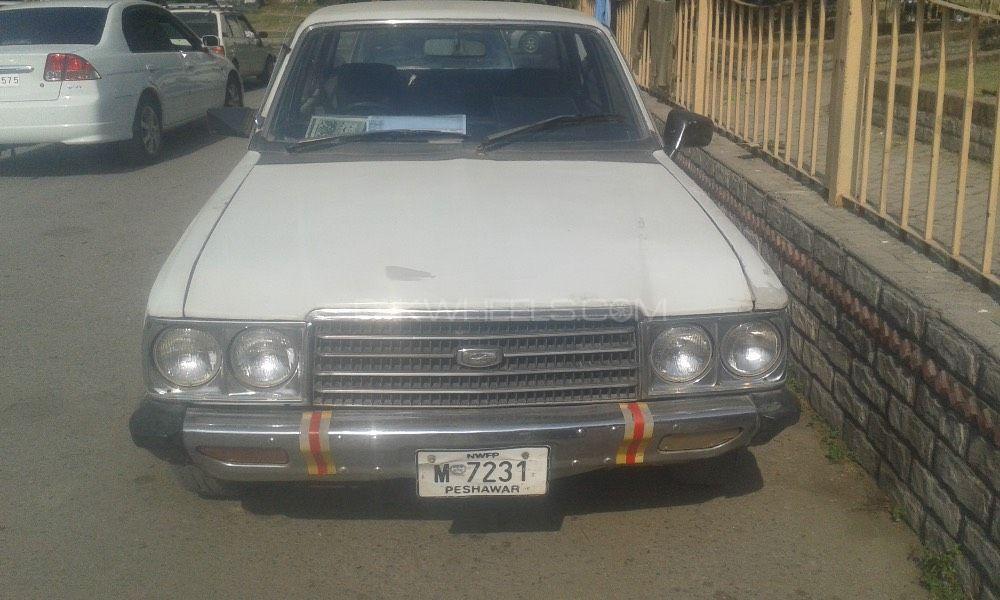Toyota Corona 1974 Image-1
