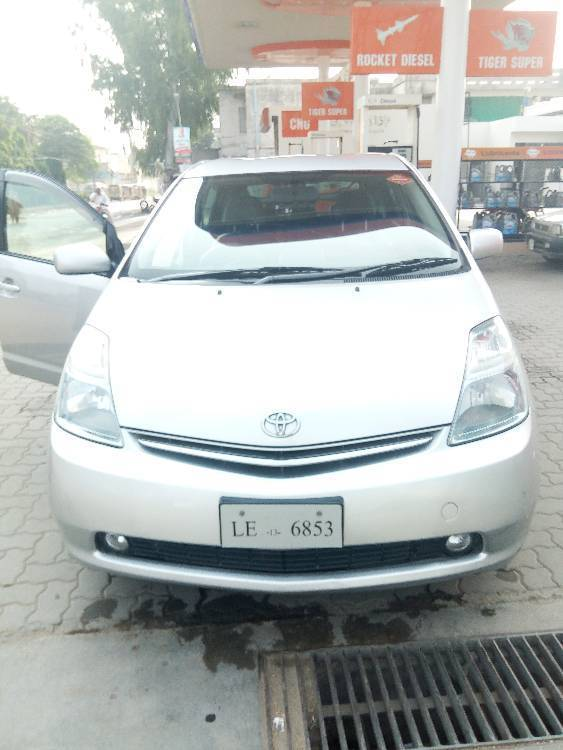 Toyota Prius S Standard Package 1.5 2007 Image-1
