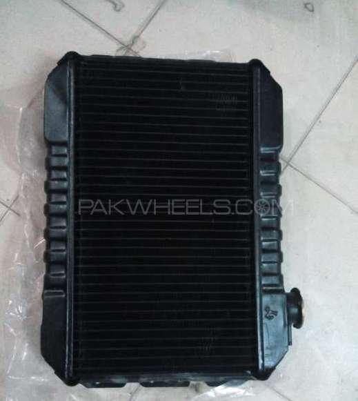 Radiator for suzuki bolan orignalcopper core Image-1