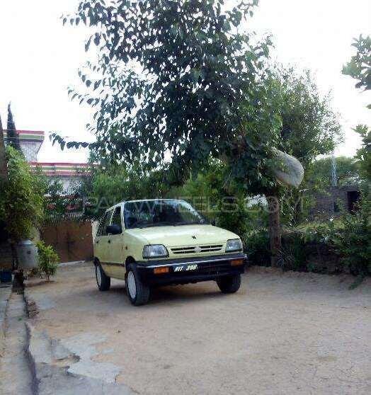 Suzuki Mehran 1990 Image-1