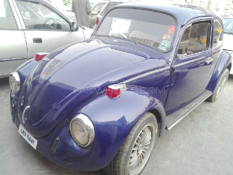 Volkswagen Beetle 1200 1977 Image-1