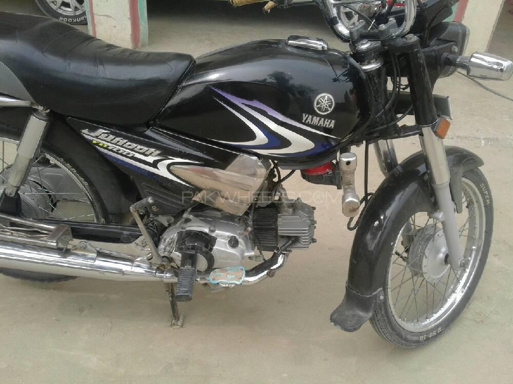 Yamaha 4 YD 100 2011 Image-1