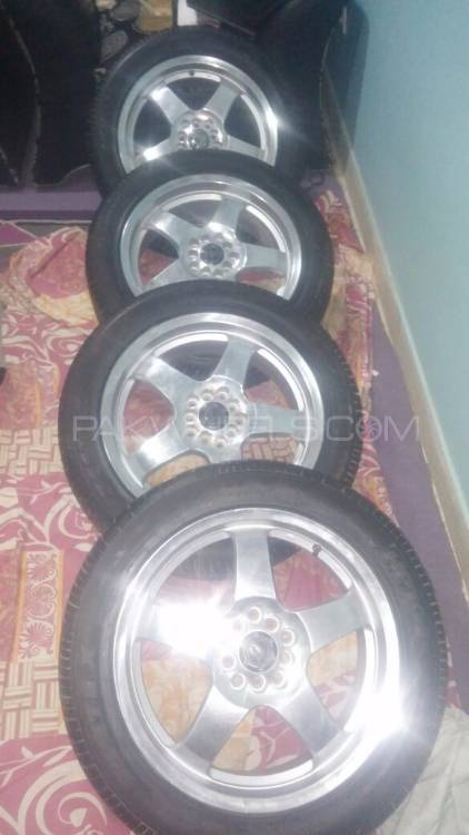 alloy Rims Image-1