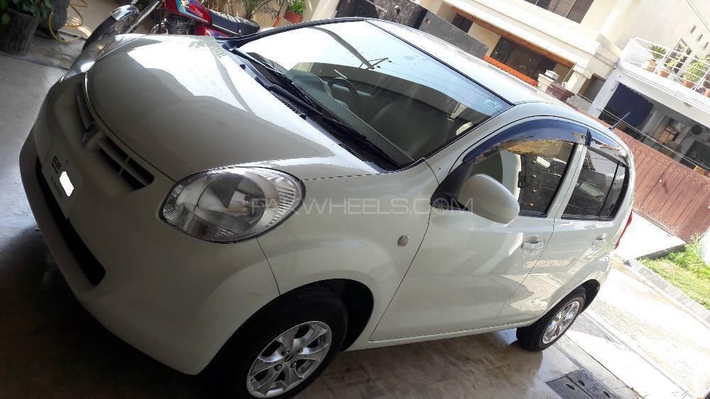 Toyota Passo 2011 Image-1
