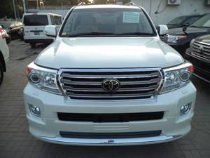 Toyota Land Cruiser ZX 2013 for Sale in Karachi