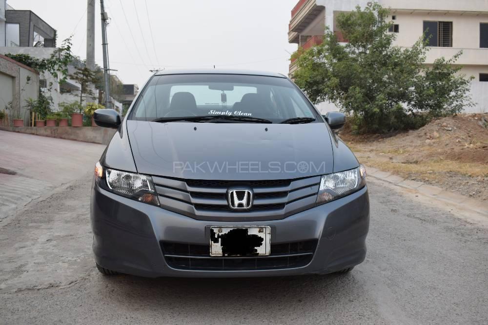 Honda City 1.3 i-VTEC 2012 Image-1