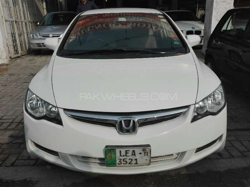 Honda Civic VTi Prosmatec 1.8 i-VTEC 2011 Image-1