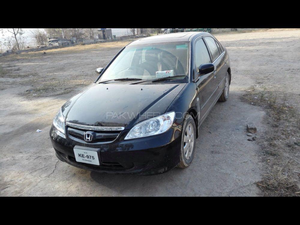 Honda Civic VTi 1.6 2006 Image-1