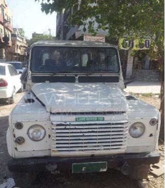 Land Rover Defender 1989 Image-1