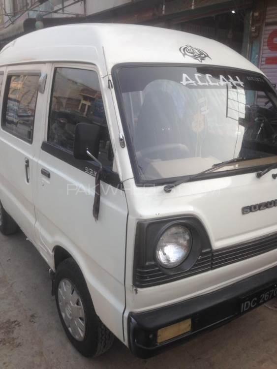Suzuki Bolan 1988 Image-1