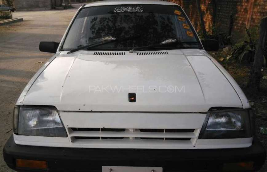 Suzuki Swift 1990 Image-1