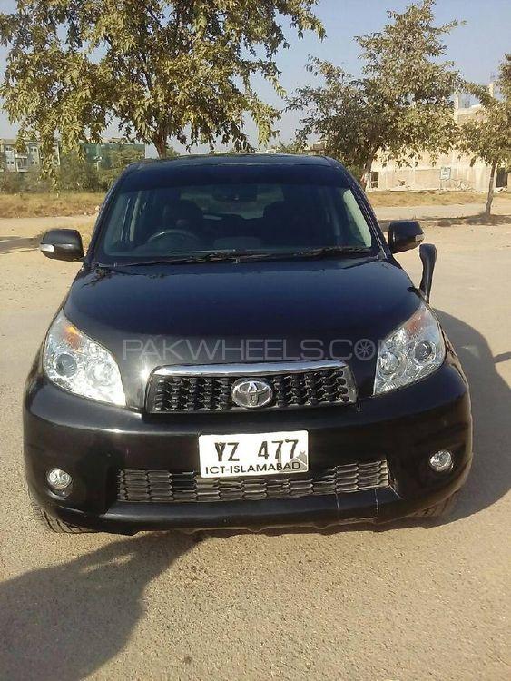 Toyota Rush G 2008 Image-1
