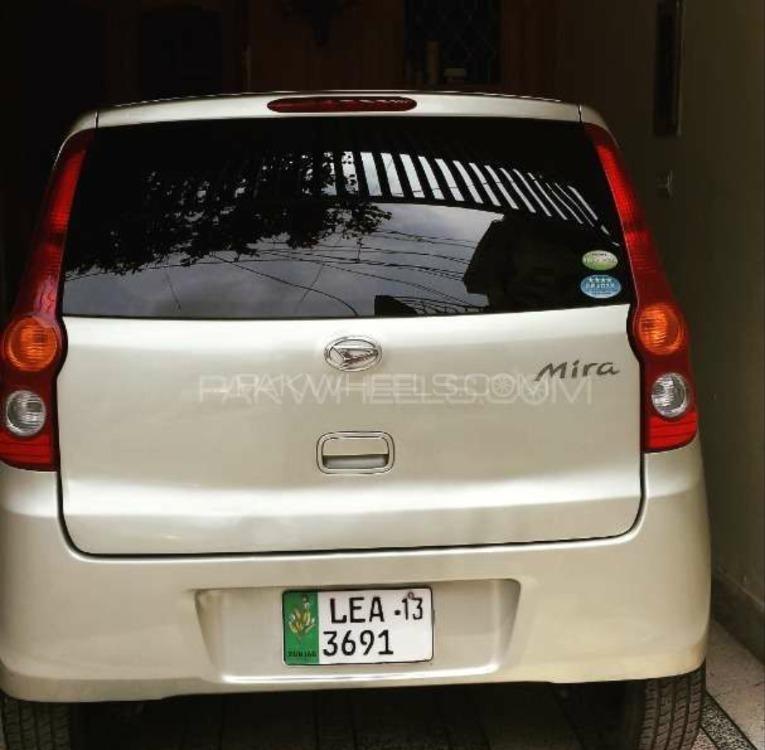Daihatsu Mira X 2009 Image-1