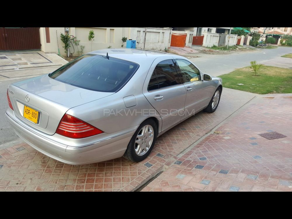 Mercedes Benz S Class S 320 2000 Image-1