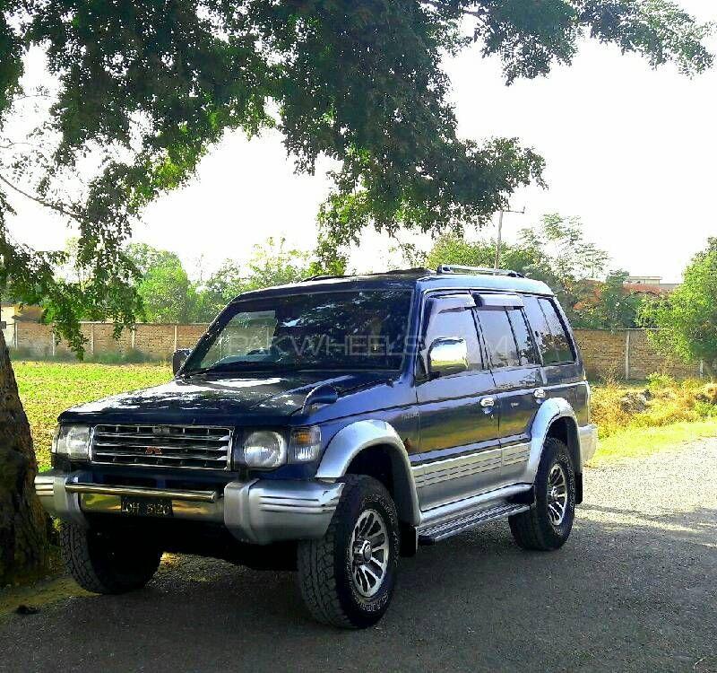 Mitsubishi Pajero Exceed 2.5D 1991 Image-1