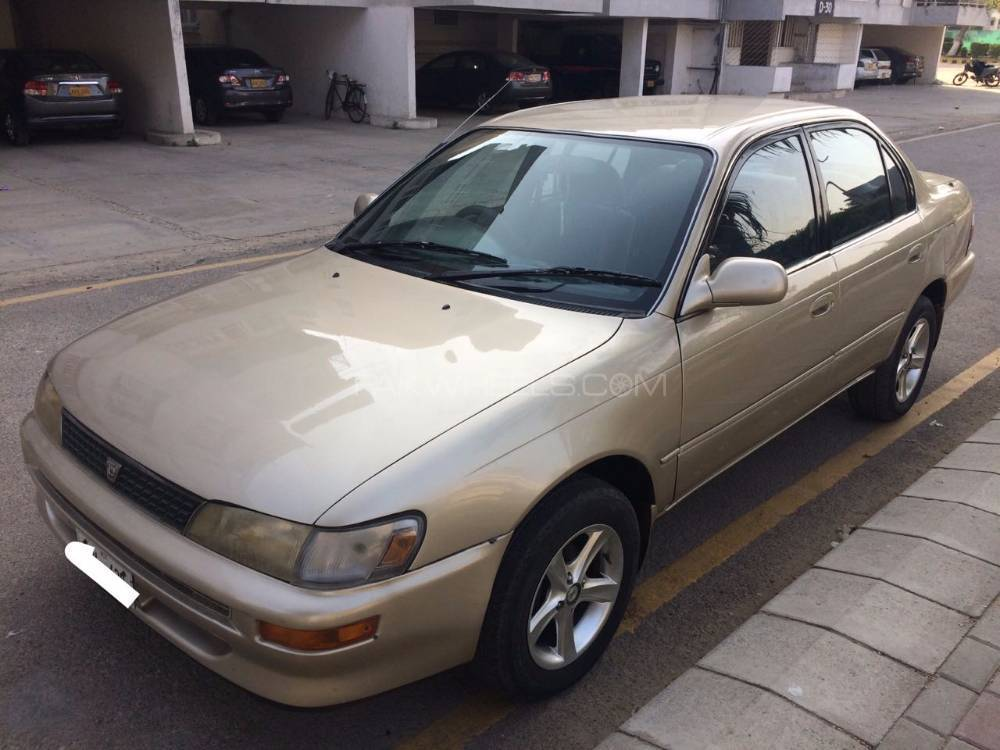 toyota corolla se saloon 2005 for sale in islamabad pakwheels. Black Bedroom Furniture Sets. Home Design Ideas
