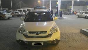 Honda CR-V ZX HDD Navi Smart Edition 2.4 2008 for Sale in Islamabad