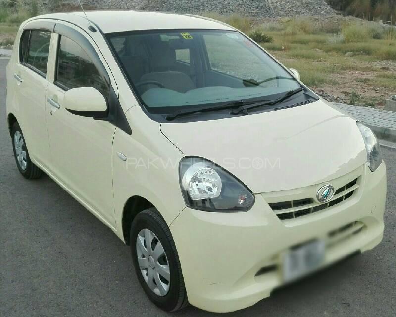 Daihatsu Mira ES 2011 Image-1