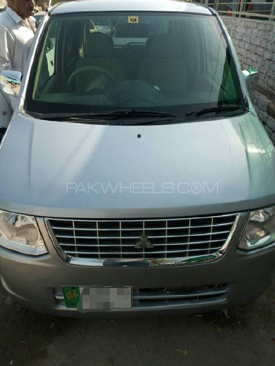 Mitsubishi Ek Wagon M Navi Collection 2010 Image-1