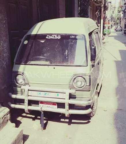 Suzuki Bolan GL 1988 Image-1
