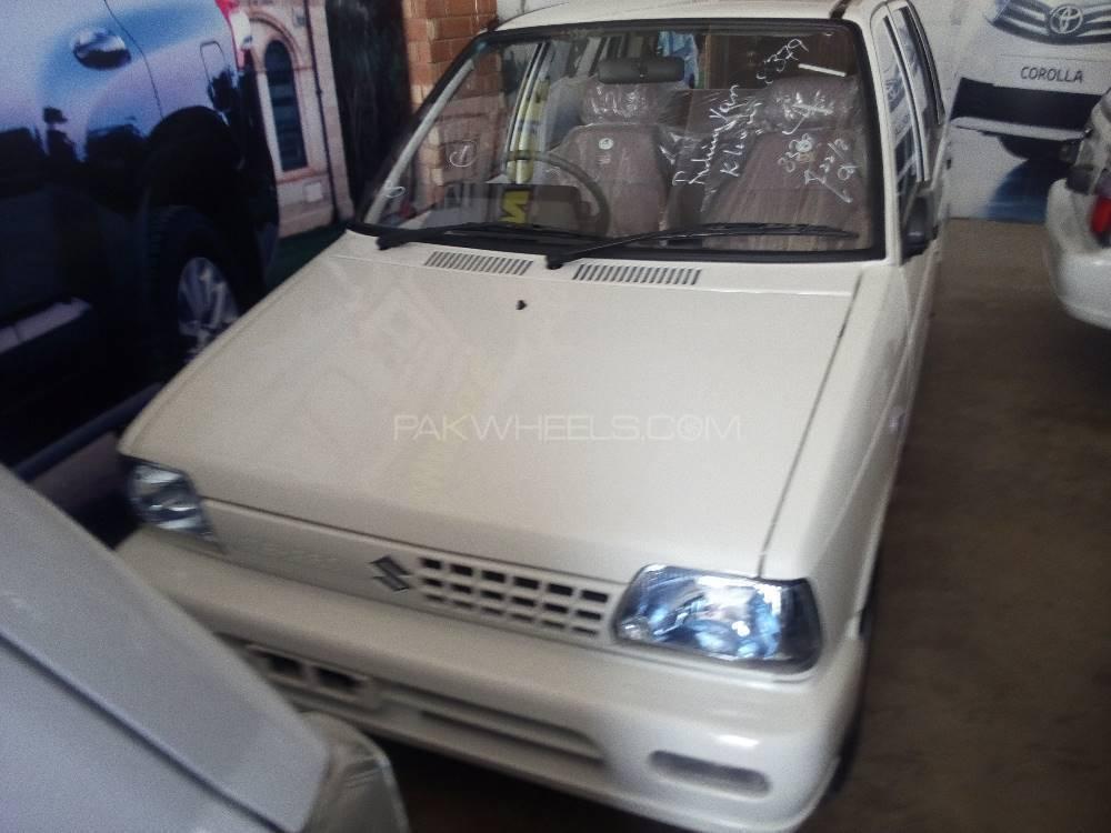 Suzuki Mehran 2016 Image-1