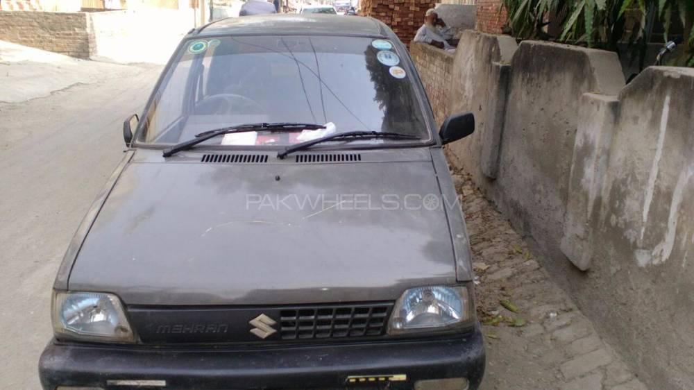 Suzuki Mehran VXR 1994 Image-1