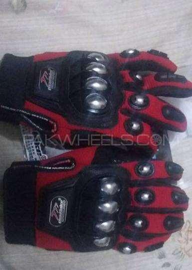 Biker Gloves new designs Image-1