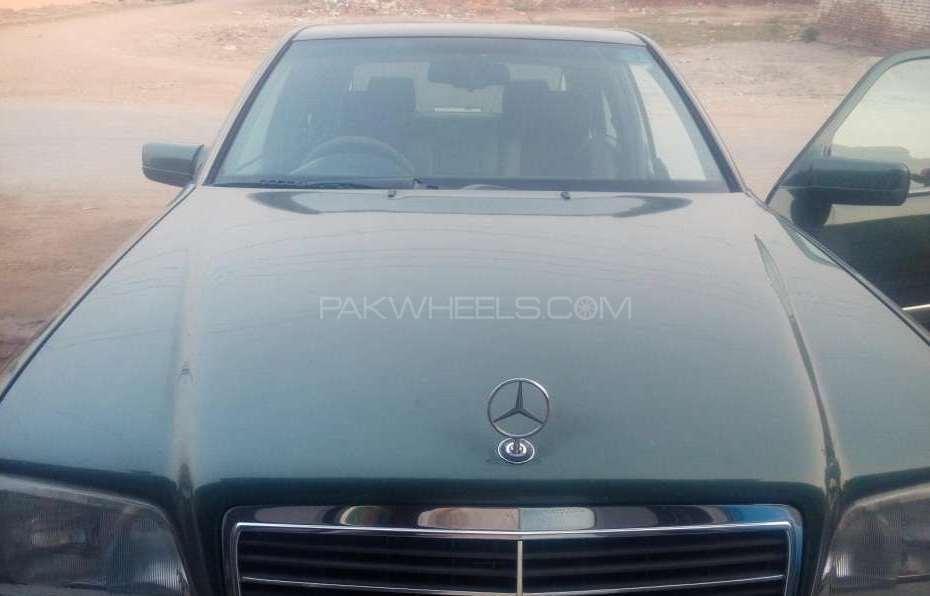 Mercedes Benz C Class C180 1995 Image-1
