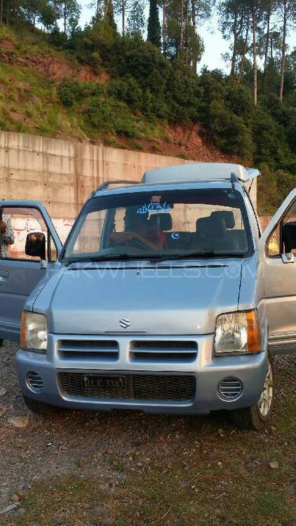 Suzuki Wagon R Stingray 1998 Image-1