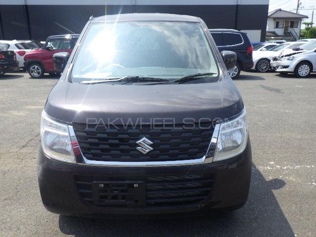 Suzuki Wagon R Stingray X 2016 Image-1