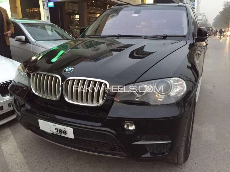 BMW X5 Series xDrive35i 2011 Image-1
