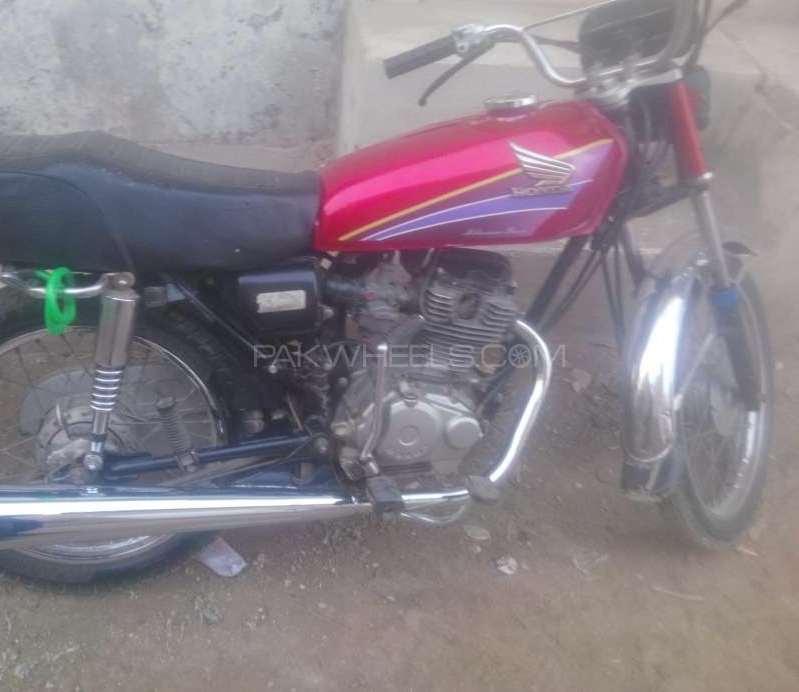 Honda CG 125 2002 Image-1