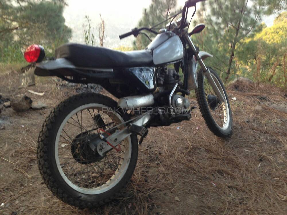 Kawasaki KX100 1983 Image-1