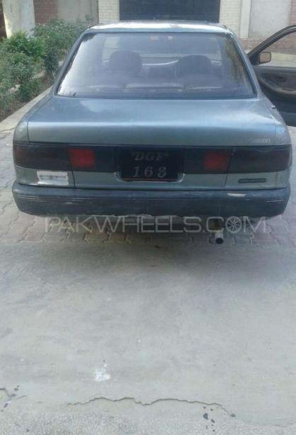 Nissan Sunny EX Saloon 1.3 1993 Image-1