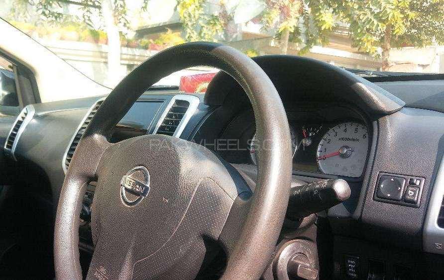 Nissan Wingroad Rider 1.5 2007 Image-1